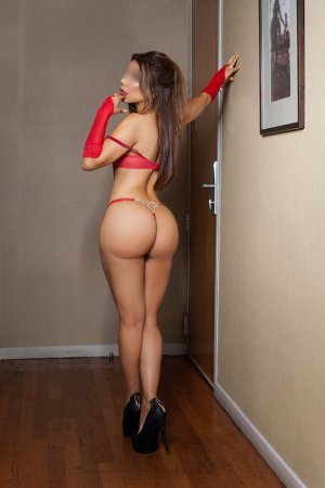 Sorane escort girl in New Orleans